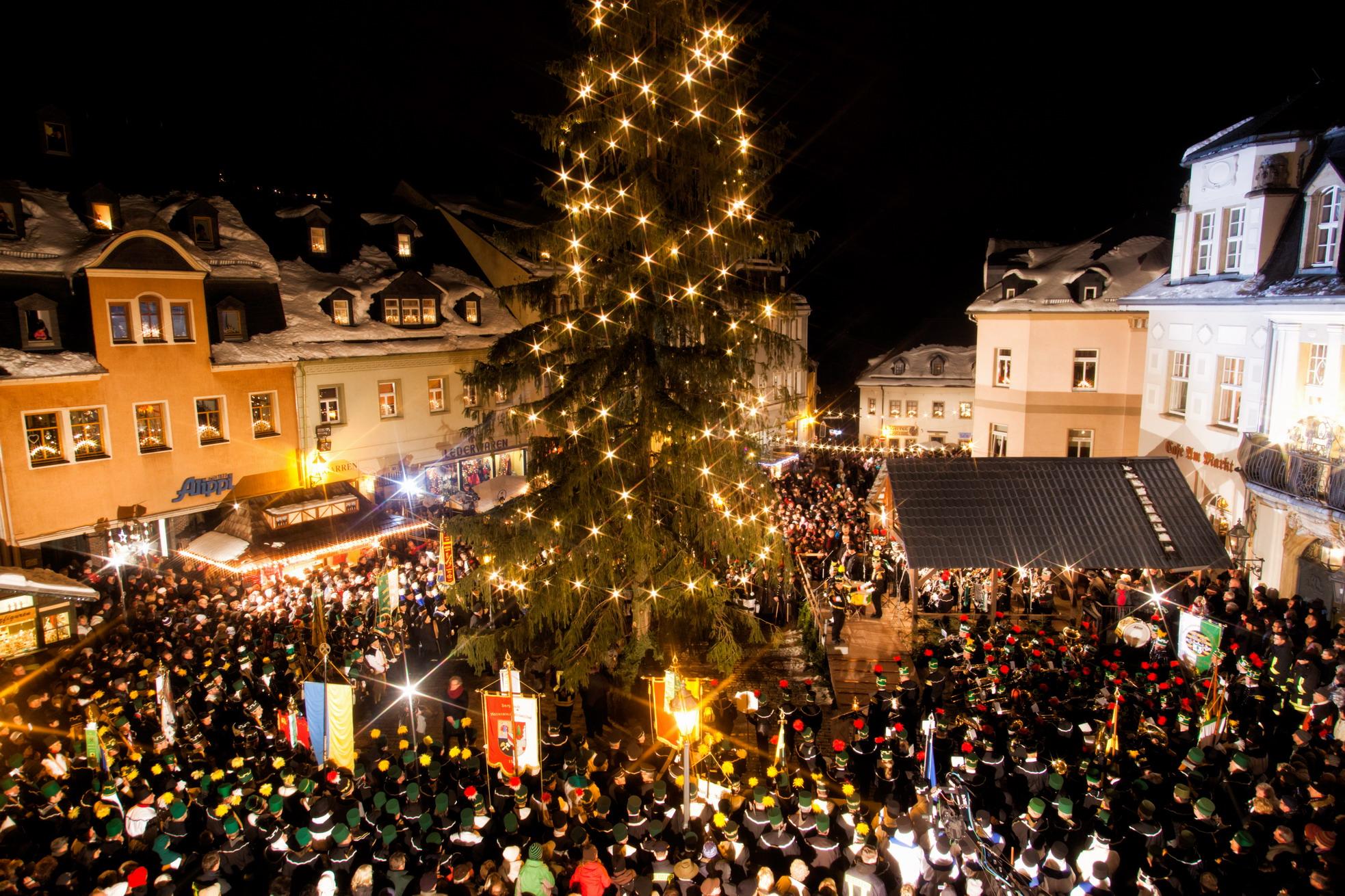 Weihnachtsmarkt Schwarzenberg.Staunen Vorschau Und Rückblick Schwarzenberg Einfach Sagenhaft